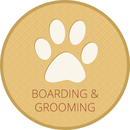 Boarding and Grooming